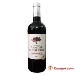 vang-phap-Chateau-Plantier-Chene-Vert-Bordeaux-1