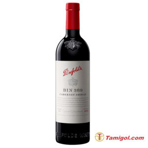 The Penfolds Collection Bin 389 Cabernet Shiraz 2015 Cork Bottle